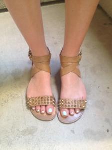 Studded Steve Madden Sandals