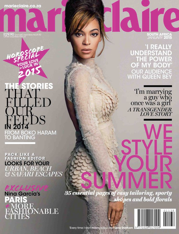 Marie Claire_January 2015